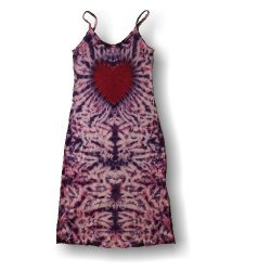 Adult Long Dress- Heart