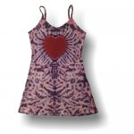 Adult Short Dress- Heart