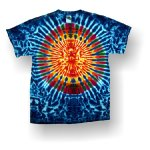 Adult Short Sleeve T-Shirt - Circle Crinkle