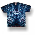 Tie Dye Short Sleeve Adult Krinkle