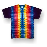 Adult short sleeve t-shirt - rainbow stripe