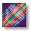 Bandana - rainbow stripe