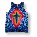 Men's Tank Top- Cross