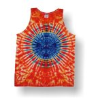 Men's Tank Top- Eclipse Circle
