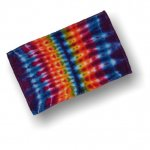 Hand Towel - Rainbow Stripe