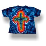 Toddler short sleeve t-shirt - cross