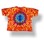 Toddler short sleeve t-shirt - eclipse circle