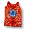 Women's Tank Top- Eclipse Circle