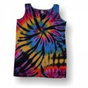 Women's Tank Top- Rainbow Tornado