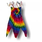 Youth Fairy Dress - Rainbow Tornado