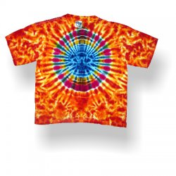 Youth short sleeve t-shirt - eclipse circle