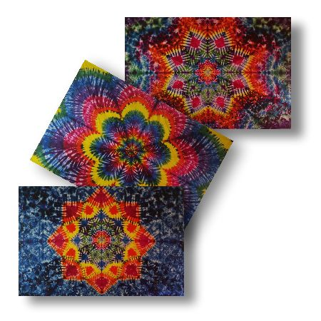 Twin Top Sheet - Mandala - Click Image to Close